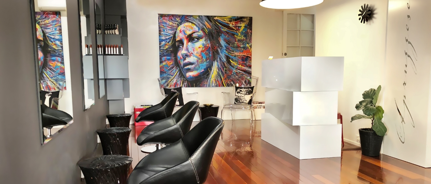 hairdresser paddington brisbane